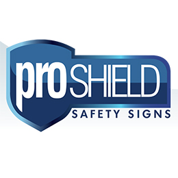Proshield Safety Signs logo