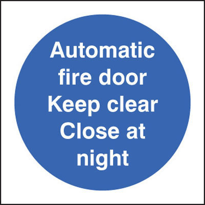 Buy Fire Door Safety Signs Uk Fire Safety Signage