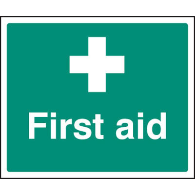 General First Aid Signs
