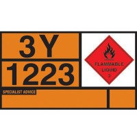 Hazchem Placards & Vehicle Plates