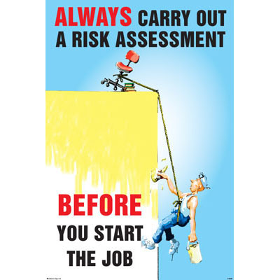 Health And Safety Law Poster - 58112 - Proshield Safety Signs