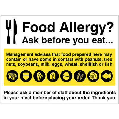 Buy hotel office signs proshield for Cuisine you eat with your hands