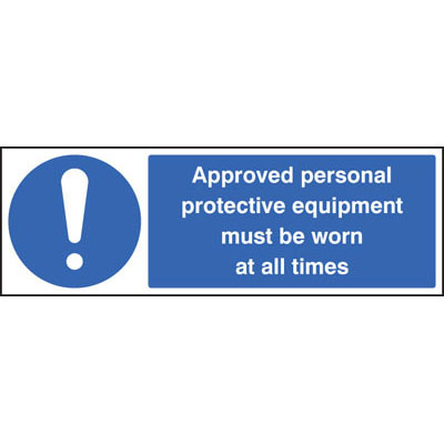 select and wear appropriate personal protective By wearing appropriate personal protective equipment  making employees wear earplugs  select type of ppe needed by the above referenced employee or job title.
