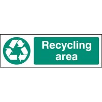 Recycling & Energy Saving Signs