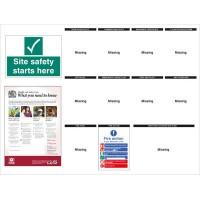 Site Notice Boards
