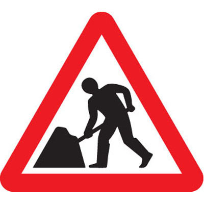 buy fold up reflective road signs uk road signs proshield