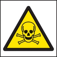 Harmful Substance Safety Signs
