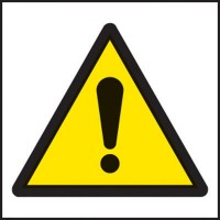 Warning symbol safety signs