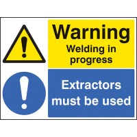 Machinery & Noise Safety Signs