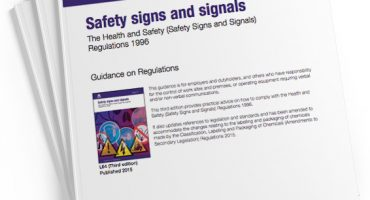 The Safety Signs and Signals Regulations 1996