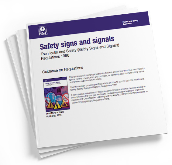 The Safety Signs and Signal Regulations 1996 - image