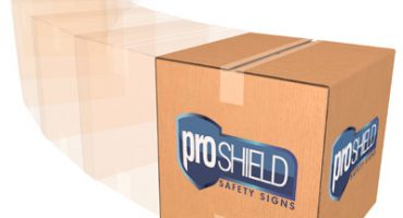 Delivering your signs quickly and efficiently